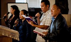 Cambodian Worship - 4